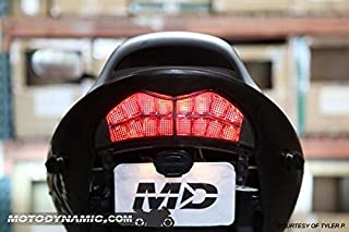 Sequential LED TailLight Compatible with Honda CBR 600 F4 / 2004-2006 CBR600 F4i 1999 2000