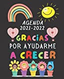 Agenda 2021 2022: Organizador Planificador Semanal 30 AGOSTO 2021 - 10 JULIO 2022 , Regalos para alumnos fin de curso ,...