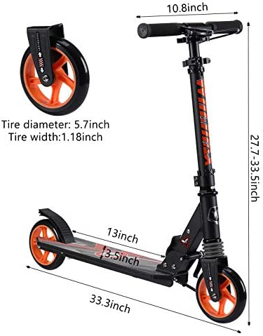 2 wheel scooter with handle _image3