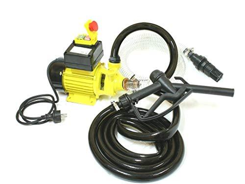 Varan Motors CYB600 Diesel- oder Ölpumpe 230V 40l/min - 600W - 2400 l/h