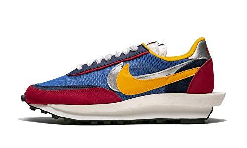 Nike Mens LD Waffle/SACAI Varsity Blue/Del Sol Suede Size 13