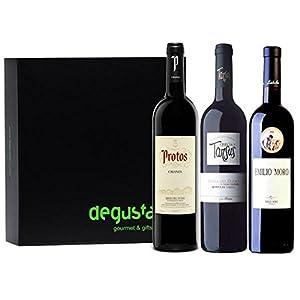 Estuche de vinos Ribera del Duero