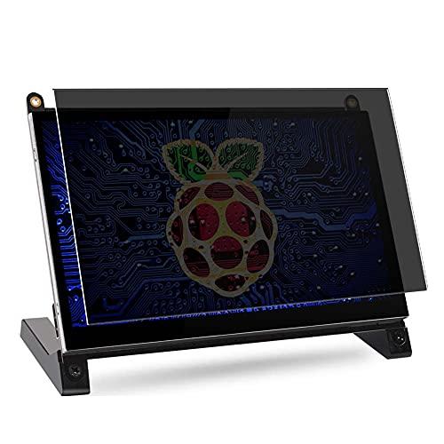 Vaxson Anti Spy Schutzfolie, kompatibel mit EVICIV Raspberry Pi EVC-702 7', Displayschutzfolie Privatsphäre Schützen [nicht Panzerglas]