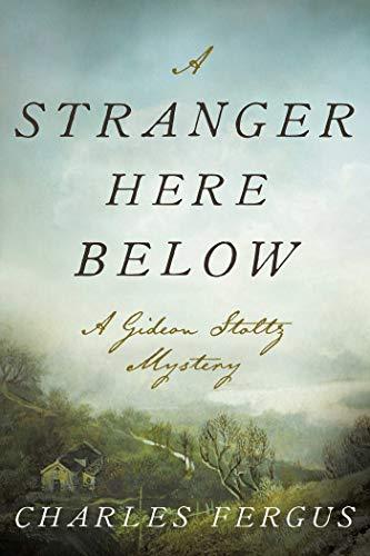 Image of A Stranger Here Below: A Gideon Stoltz Mystery (Gideon Stoltz Mystery Series)