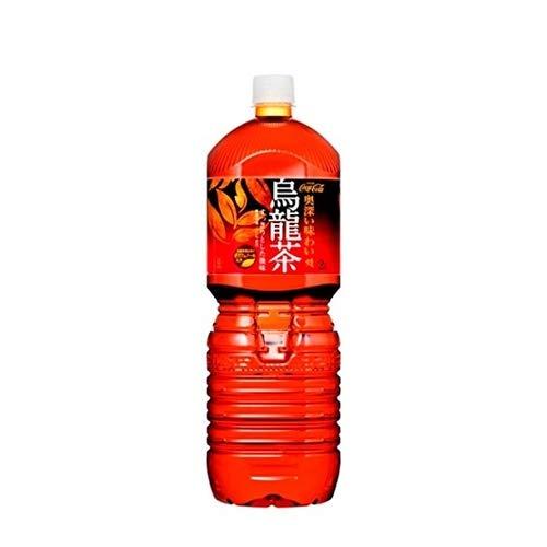 『コカ・コーラ 煌(ファン) 烏龍茶 2L PET×6本』のトップ画像