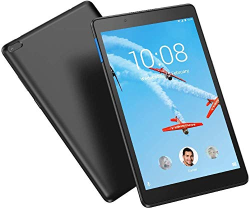 Lenovo Tab E8 - Tablet de 8 HD (MediaTek MT8163B, 1GB de RAM, 16GB eMCP, Android Nougat, Wifi y Bluetooth 4.2), color Negro