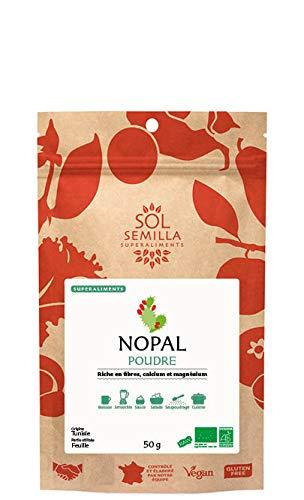 Nopal Bio Cru - Figue de Barbarie | 50g | Sol Semilla