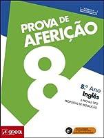 Prova de Aferição 2020 Inglês 8.º Ano (Portuguese Edition)
