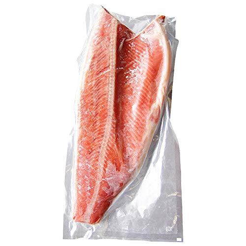 長崎旬彩出島屋 チリ産 定塩タイプ銀鮭フィレ(片身) 1kg前後 冷凍