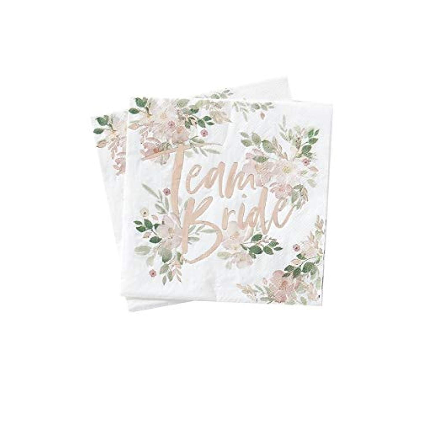 Bridal Shower Batchelorette Party Napkins Paper Napkins Disposable Napkins 6