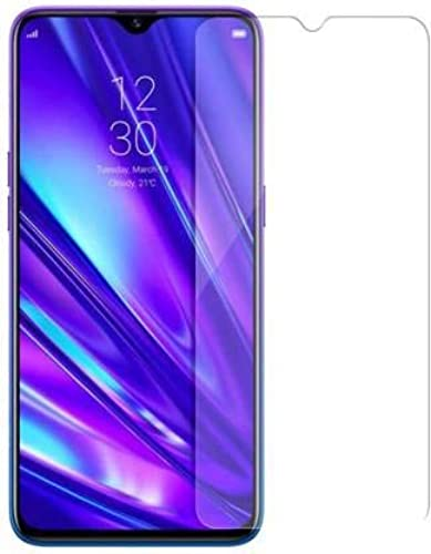 BK Jain Accessories Tempered Glass For Realme 5I Realme 5I Temper Glass Realme 5I Screen Guard Realme 5I Tempered Glass One Tempered Glass