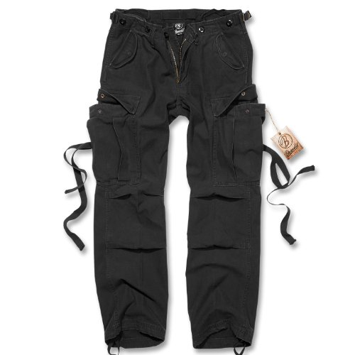 Brandit M65 Ladies Trouser black Gr. 30 Art. 11001-2-30