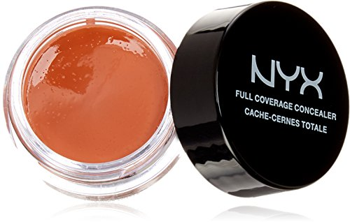 NYX Professional Makeup Concealer Jar, Orange, 0.25 Ounce