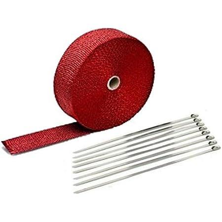 Heatshield Products 203125 HP Color Heat Sleeve Beige 7//16 ID x 25 Adjustable Heat Shield Sleeve