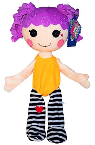 Build A Bear Peanut Big Top Lalaloopsy Circus Themed Large 19in. UNSTUFFED Plush Doll