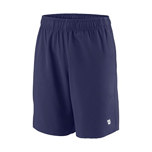 Wilson Jungen B Team 7 Short Tennis, Blau (Blue Depths), M