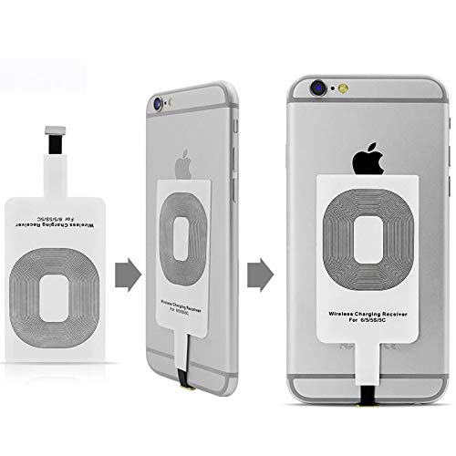 Receptor Qi Iphone  marca Axgo