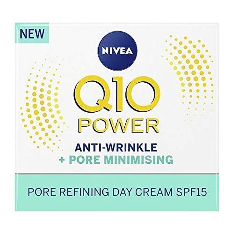 類似性ドリル行政[Nivea ] ニベアQ10パワー抗シワ+ポアリファインデイクリーム50Ml - NIVEA Q10 Power Anti-Wrinkle + Pore Refine Day Cream 50ml [並行輸入品]