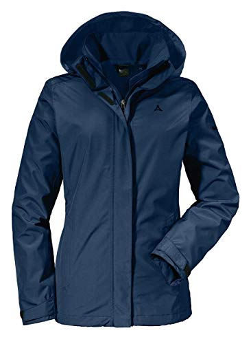 Schöffel Damen Sevilla2 Jacket, dress blues, 40