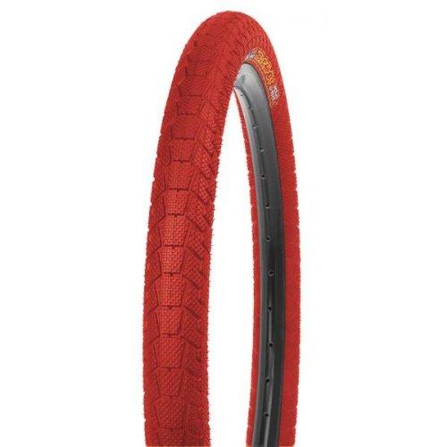 KENDA 20 x 1.95 Zoll BMX Reifen bunt K-907 Krackpot, Farbe:rot