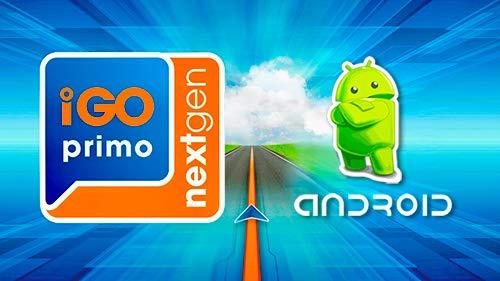 IV MicroSD Karten GPS Navigation Software iGO Primo NextGen für Android 2020-2021 Europa PKW-LKW-Wohnwagen