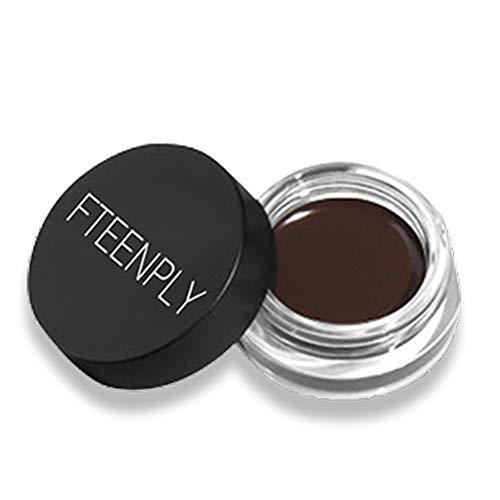 5 Couleurs pommade sourcil teint crème maquillage cosmétique durable durable imperméable, Anself Eyebrow Dye Gel à séchage rapide