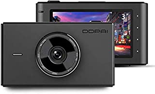 Dash Cam,DDPai Mix3 1080p Car DVR Dashboard Camera Full HD with 3