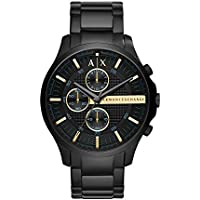 Armani Exchange Men's Stainless Steel Dress Watch