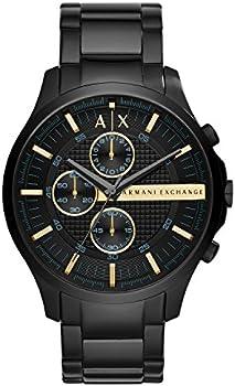 Armani Exchange Men's Stainless Steel Dress Watch