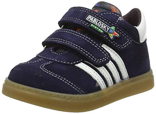 Pablosky 064236, Zapatillas Estar casa Bebés, Azul