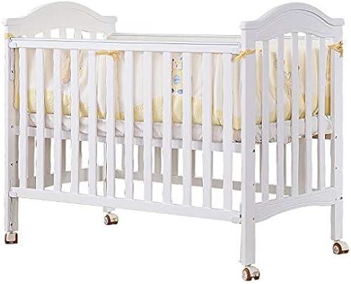 Babybett Babybett Massivholz EuropäischenStil Multifunktions Splei  Bett Spiel Bett