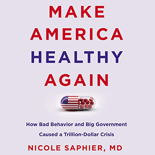 Couverture de Make America Healthy Again