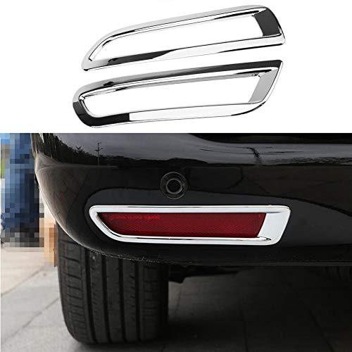 baodiparts ABS Chrome arri/ère Queue poign/ée Porte Bol Couvercle Garniture moulures d/écoratives pour Mokka//Mokka X 2013-2018 1-Pack