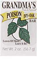 Grandma's Pure & Natural Poison Ivy Bar 2.15 oz by Remwood Prod.
