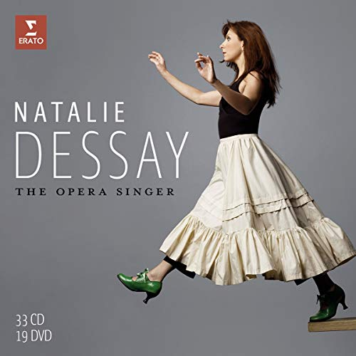 Natalie Dessay The Opera Singer (Box 33 Cd+ 19 Dvd)