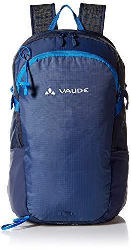 VAUDE Wizard 30+4, Zaini 30-39 l Unisex Adulto, Blu-Fjord Blue, Taglia Unica