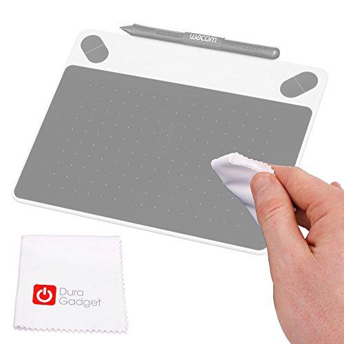 Gamuza DURAGADGET Limpiadora para Tableta Gráfica Wacom CTL-490DW-S Intuos Draw | Ugee M708-10x6