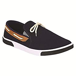 Birde Mens Canvas Loafers