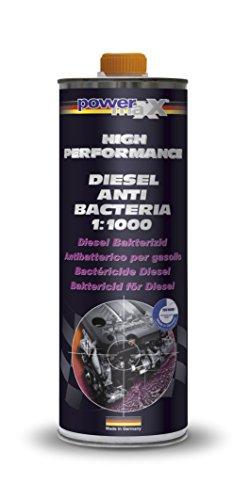 Bluechem France - Antibacterianos gasóleo (1000 ml), tratamiento de 1000 litros de combustible – Certificado TÜV