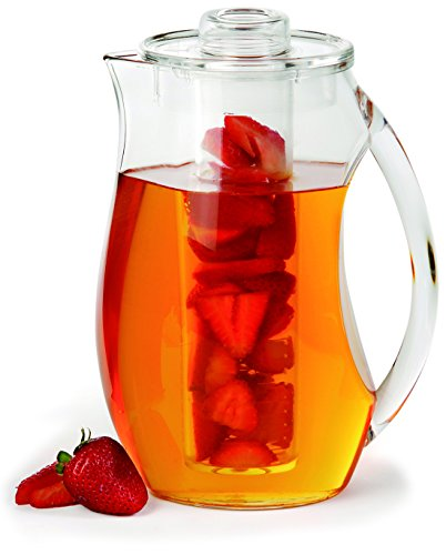 Chef's INSPIRATIONS Fruit Infusion Water Pitcher. 2.9 Quart (2.75 Liters)....