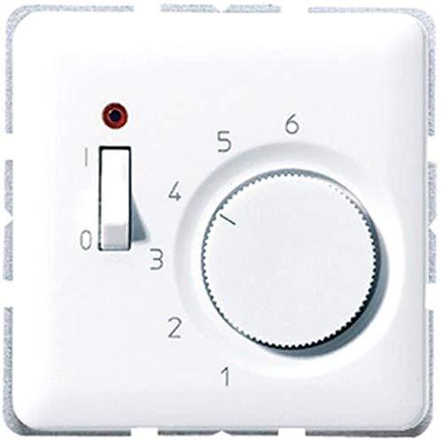 Jung Temperaturregler Öffner AC 230 V TRCD231WW