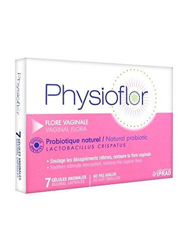 Physioflor Probiotic 7 Vaginal Capsules 1 box