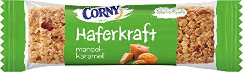 Corny Haferkraft Mandel-Karamell, 12er Pack (12 x 65g)