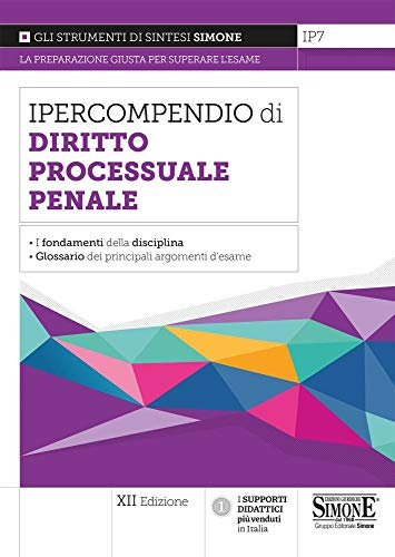 Ipercompendio diritto processuale penale