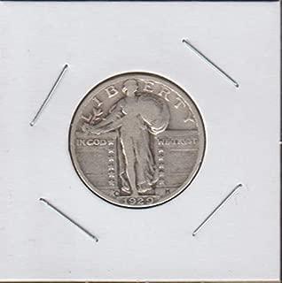 1929 D Standing Liberty (1916-1930) Quarter Fine +