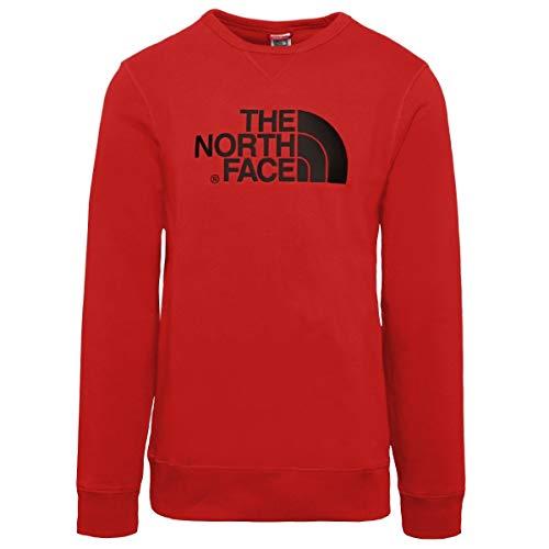 The North Face M Drew Peak Crew - Sudadera para hombre (talla XXL)