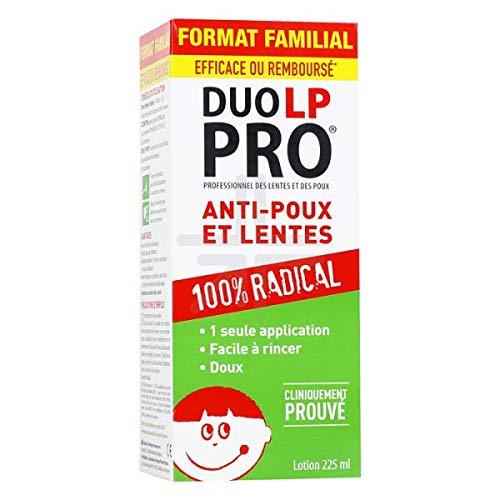 DUO LP-PRO Anti-Poux et Lentes Lotion 200 ml
