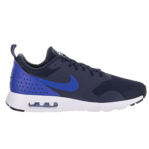 Nike Nike Herren Air Max Tavas Sneaker, Obsidian/Stone/(STEL, 43 EU