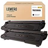 LEMERO SUPERX TN2320XXL Toner Kompatibel für Brother TN-2320 XXL für Brother DCP-L2520DW L2540DW L2500D L2540DN HL-L2320D L2340DW L2360DW L2380DW L2300D L2360DN L2365DW MFC-L2700DW L2720DW(Schwarz )