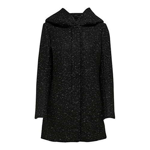Only Onlnewsedona Wool Coat CC Otw Abrigo de Mezcla de Lana para Mujer a buen precio